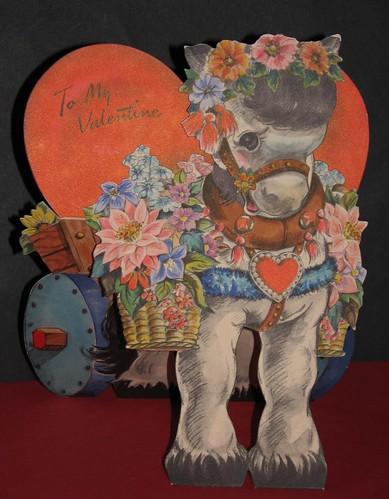 Donkey Valentine 002