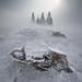 Terres glacées... by Vincent Favre