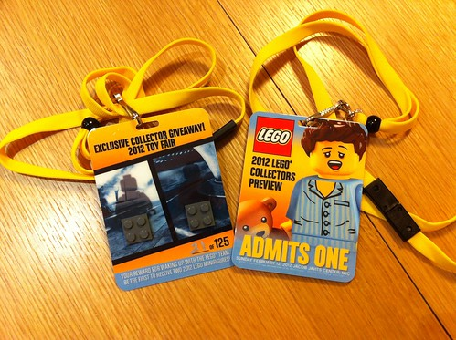 Toy Fair Badges