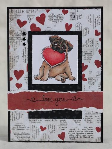 Love You Pug