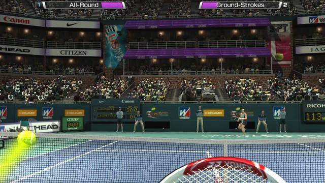 Virtua Tennis 4 para PS Vita 0