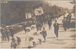 IOF of A parade, 5-30-1909, Part 2