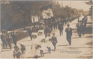 IOF of A parade, 5-30-1909, Part 2