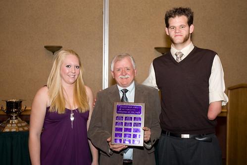 Diane & Greg: Athletes of the Year 2009-2010