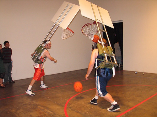 Brian Black & Ryan Bulis - BASKETBALL BACKPACK