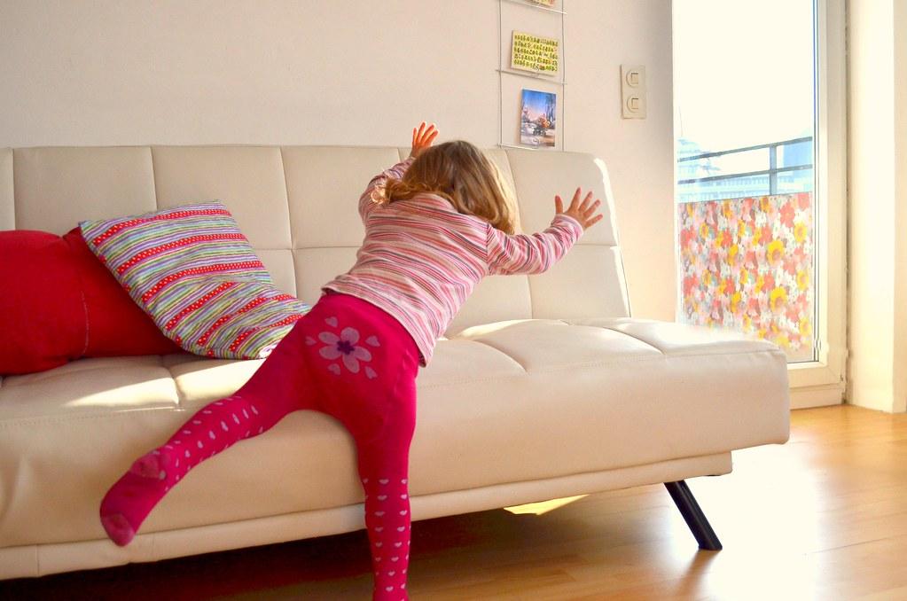 Tadadadada unsere neue Couch <3