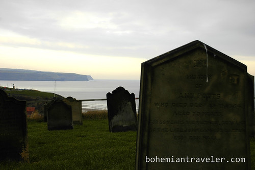 tomb in Whitby