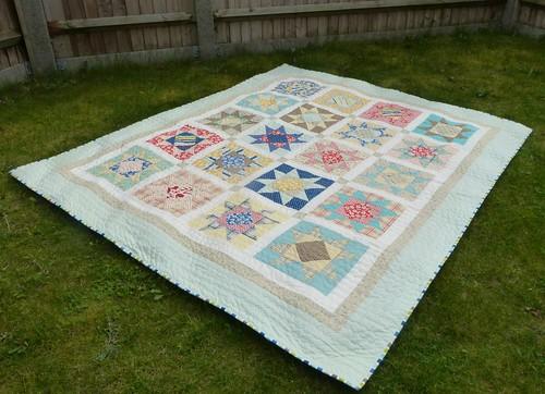seaside stars quilt4