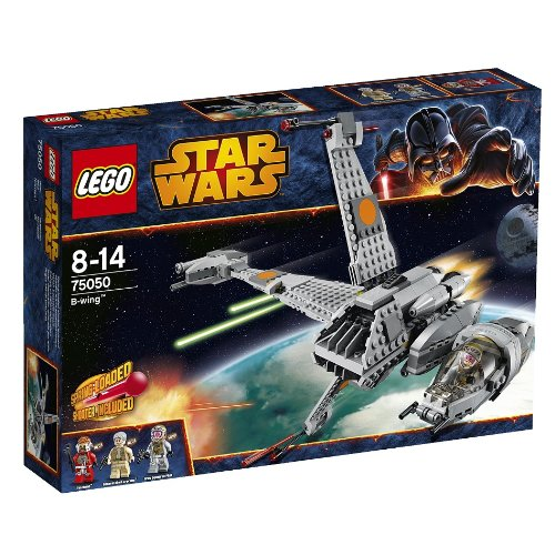 LEGO Star Wars 75050 Front