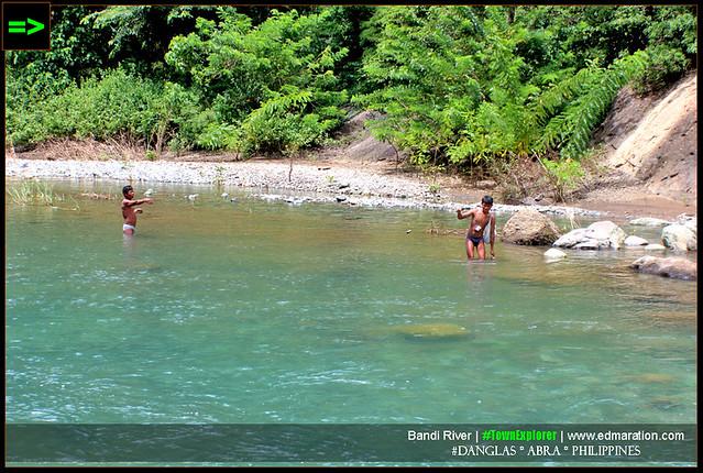Bandi River: Danglas, Abra