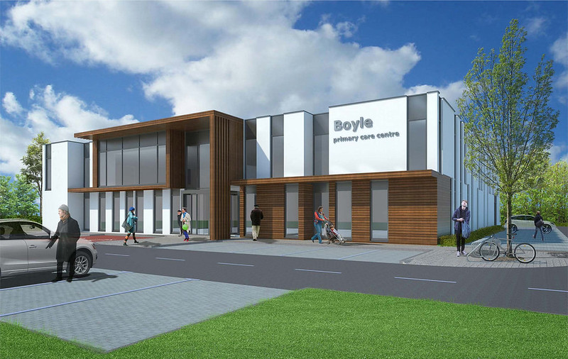 Boyle-Primary-Care-Centre-Image
