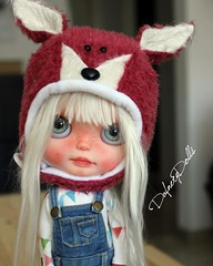 Good night!!! 💤 New Animal Hats, tomorrow in my etsy shop www.etsy.com/shop/dafnery. It will be held at two different times, at 11am and 4pm (spanish time)Madrid. You check this link to now what time it is in your country http://www.timeanddate.com/wo
