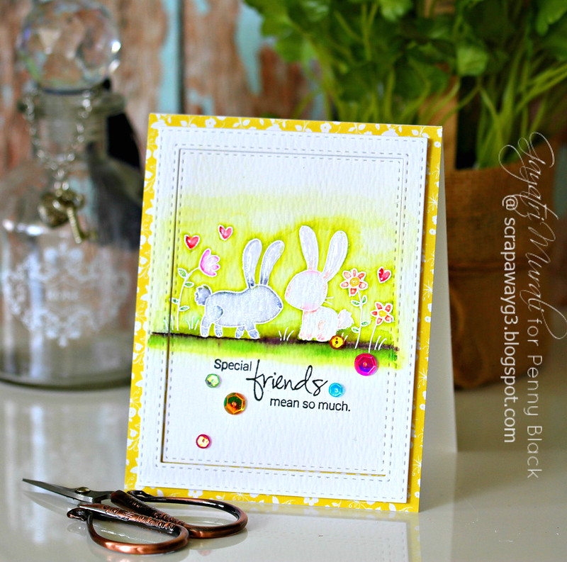 Special Friends card #1
