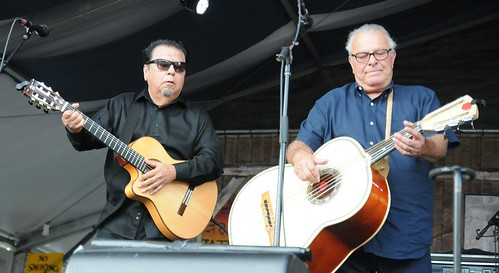 Los Lobos at Jazz Fest 2016