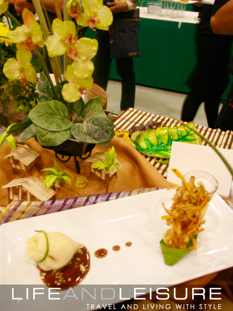 Lumpia and Okoy at the Grand Culinary Challenge