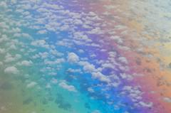 [フリー画像素材] 自然風景, 雲, 海, 虹, 風景 - メキシコ ID:201202081200