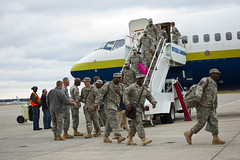 1-171st GSAB returns to U.S.