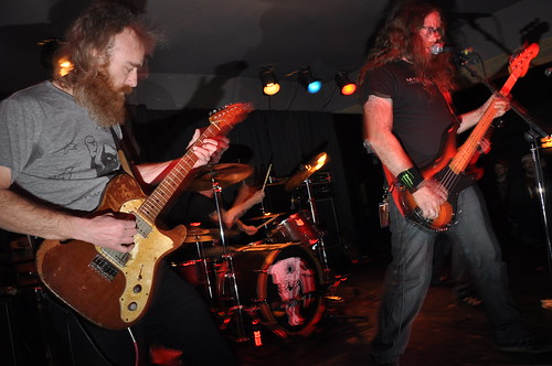 Red Fang at Mavericks