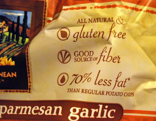 Mediterranean Snack Chip  Details
