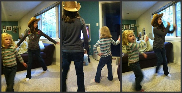 playing Country Dance 2!