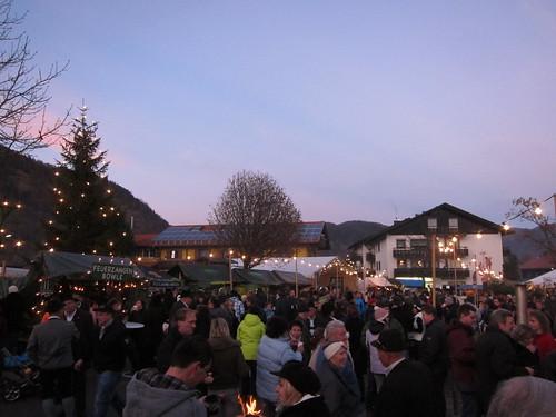 Nikolausmarkt Oberau