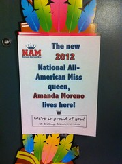 New National American Miss Amanda Moreno
