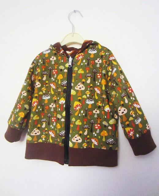 willow shroom hoodie
