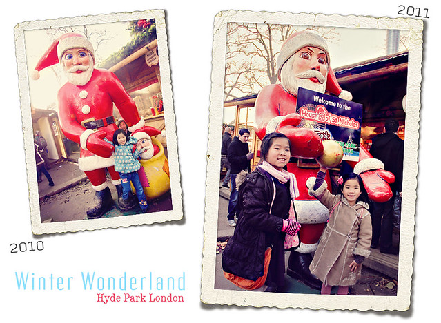 2011 and 2010 Winter Wonderland