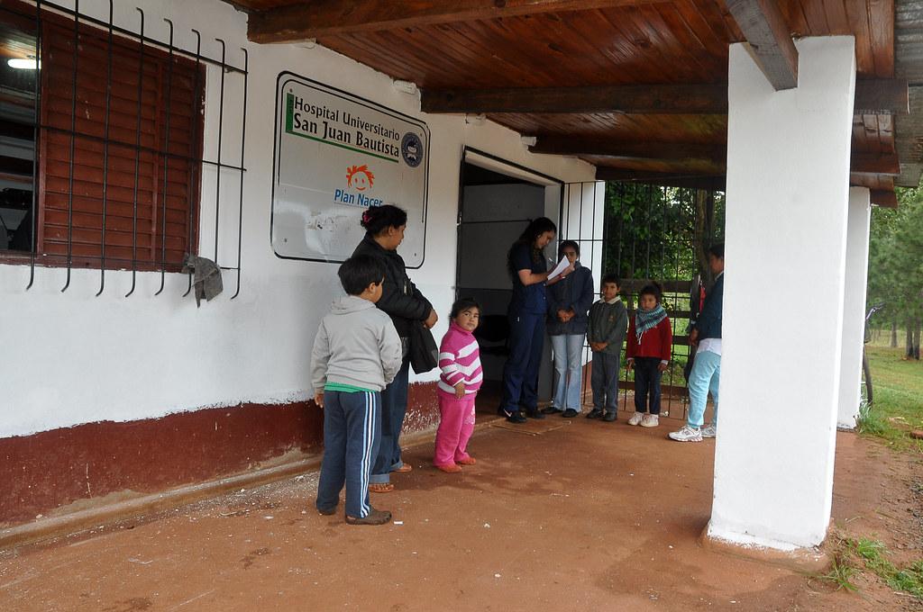 Hospital Universitario San Juan Bautista