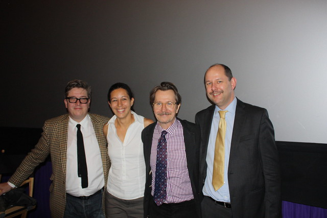 Premiere of Tinker Tailor Soldier Spy