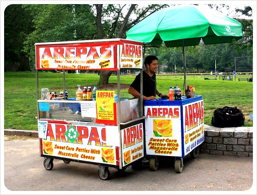 boston common arepas