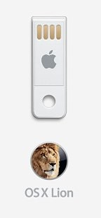 OS X Lion USBメモリ版 - Apple Store (Japan)