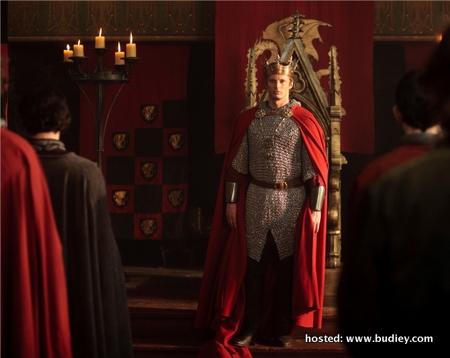 Becoming King Arthur