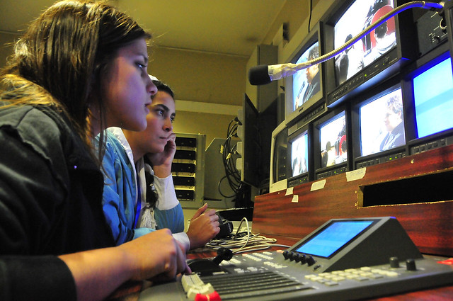 Estudio de TV / Señal UC 2