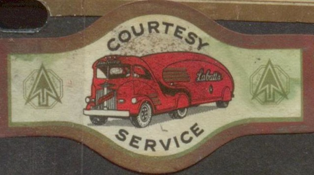 Courtesy Service, by Thomas Fisher Rare Book Library
