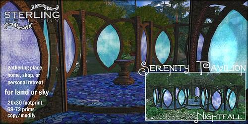 SerenityPavilion Nightfall