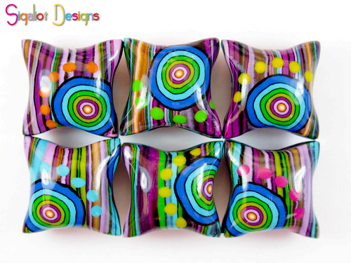 Color Strings- Pillow beads