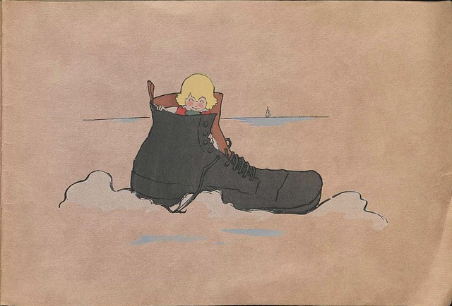 Das Baby-Liederbuch 1914 e