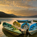 Fewa Lake Sunset, Pokhara, Nepal by Souvik_Prometure