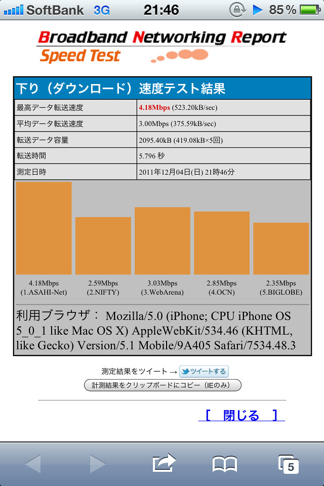3G-4回め