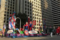 Rogers Santa Claus Parade 2011