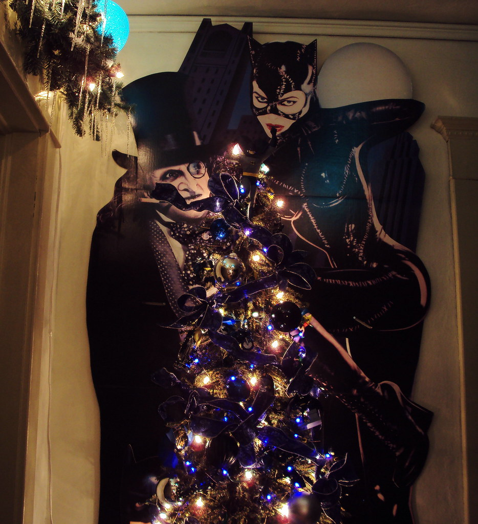 Agree with batman catwoman christmas