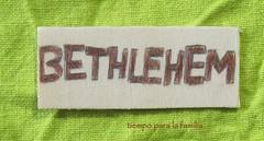 Bethlehem (Árbol de Jesé)