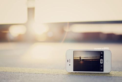 Apple запатентовала iPhone на солнечных батареях