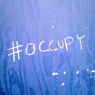 occupy hashtag