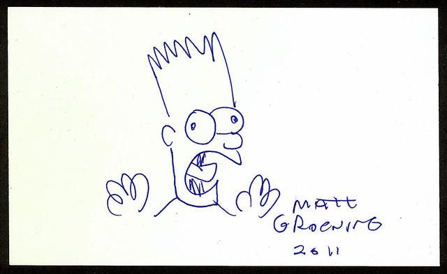 Diez curiosidades de Bart Simpson