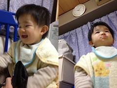 寝る前のとらちゃん(2011/12/5)