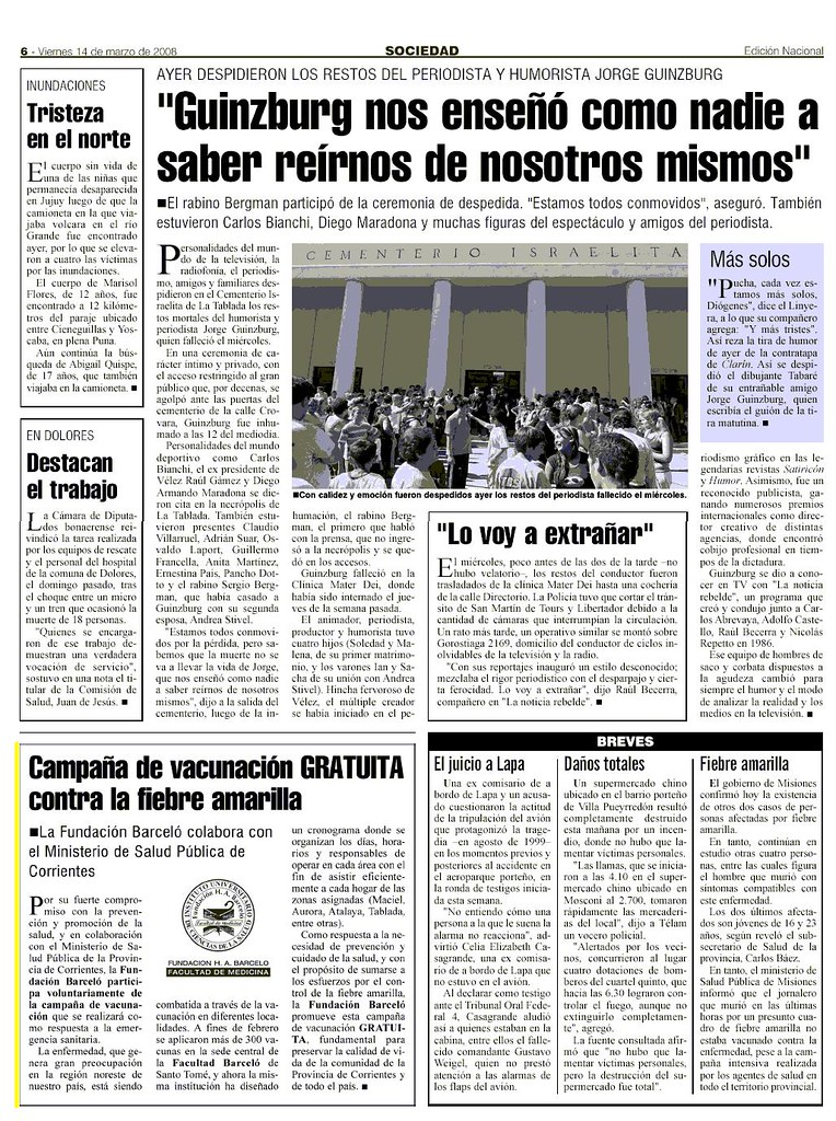 Edicion Nacional 14-03-08