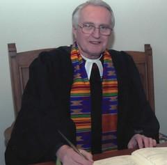 Revd Iain Stewart