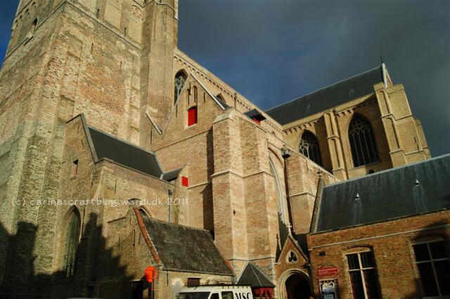 Brugge - Sint-Salvatorskerkhof